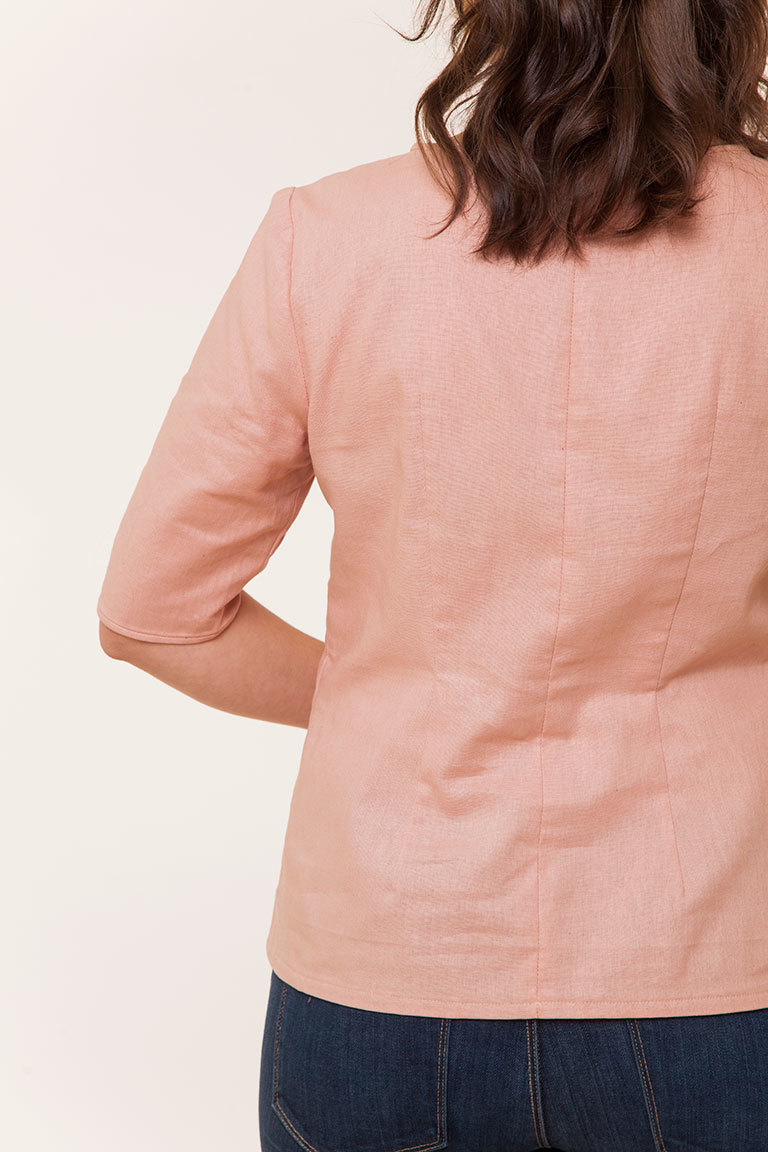The Laurel sewing pattern, from Seamwork
