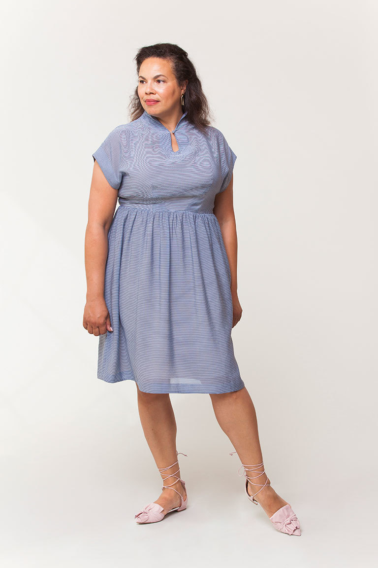 The Prudence sewing pattern, from Seamwork