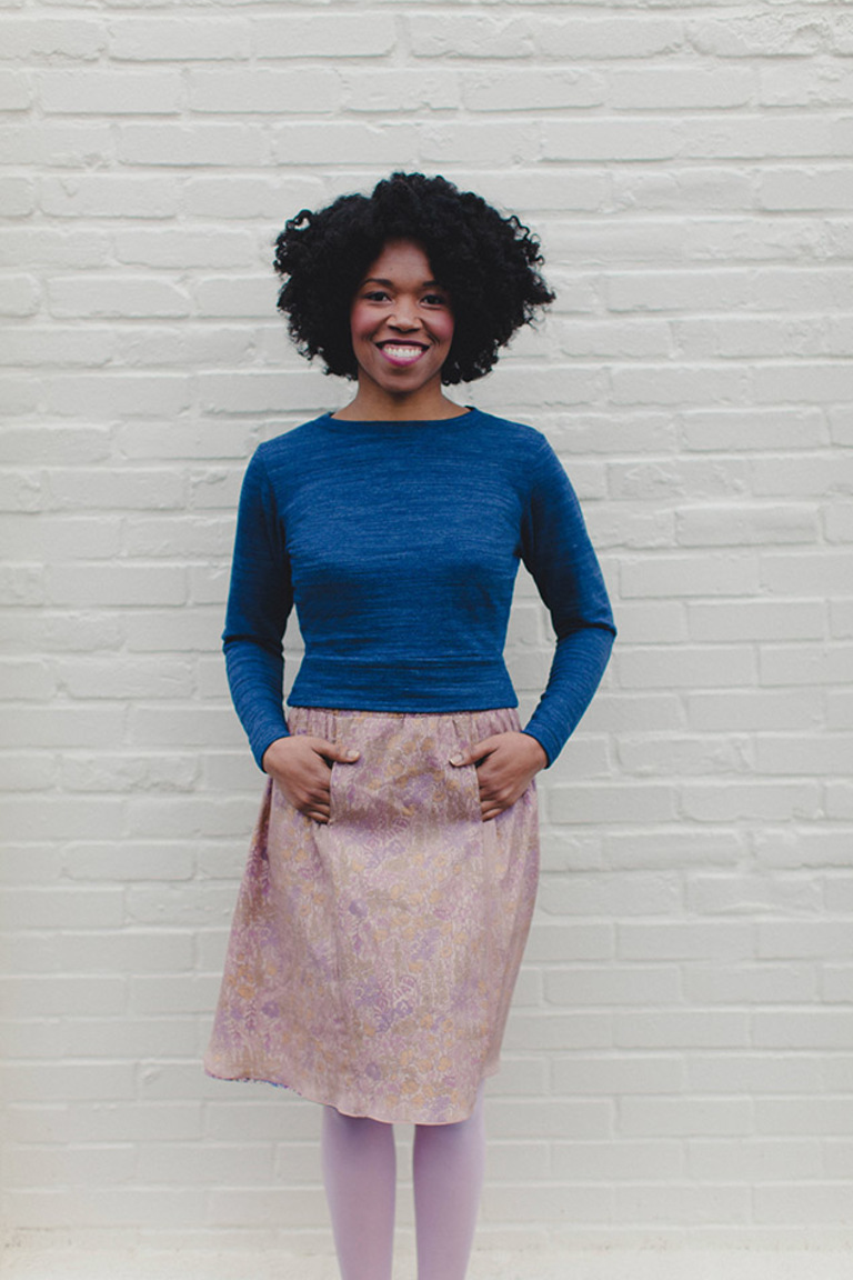 The Bristol sewing pattern, from Seamwork