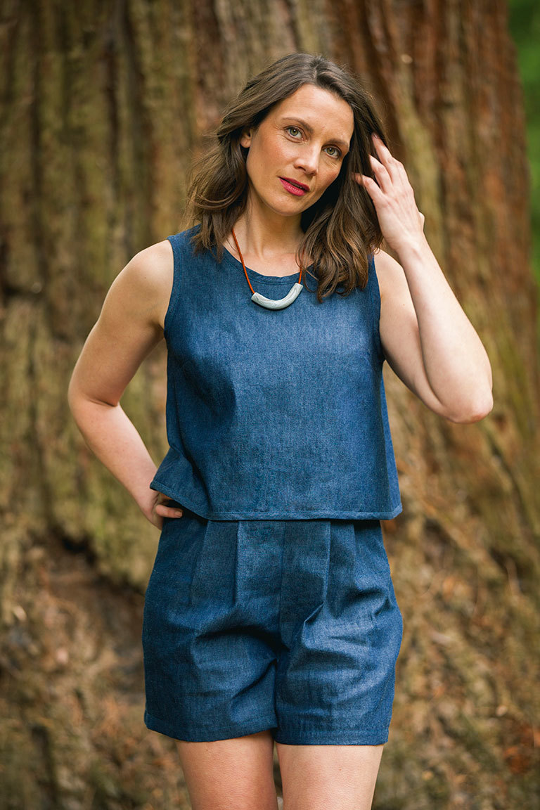 The Heidi sewing pattern, from Seamwork