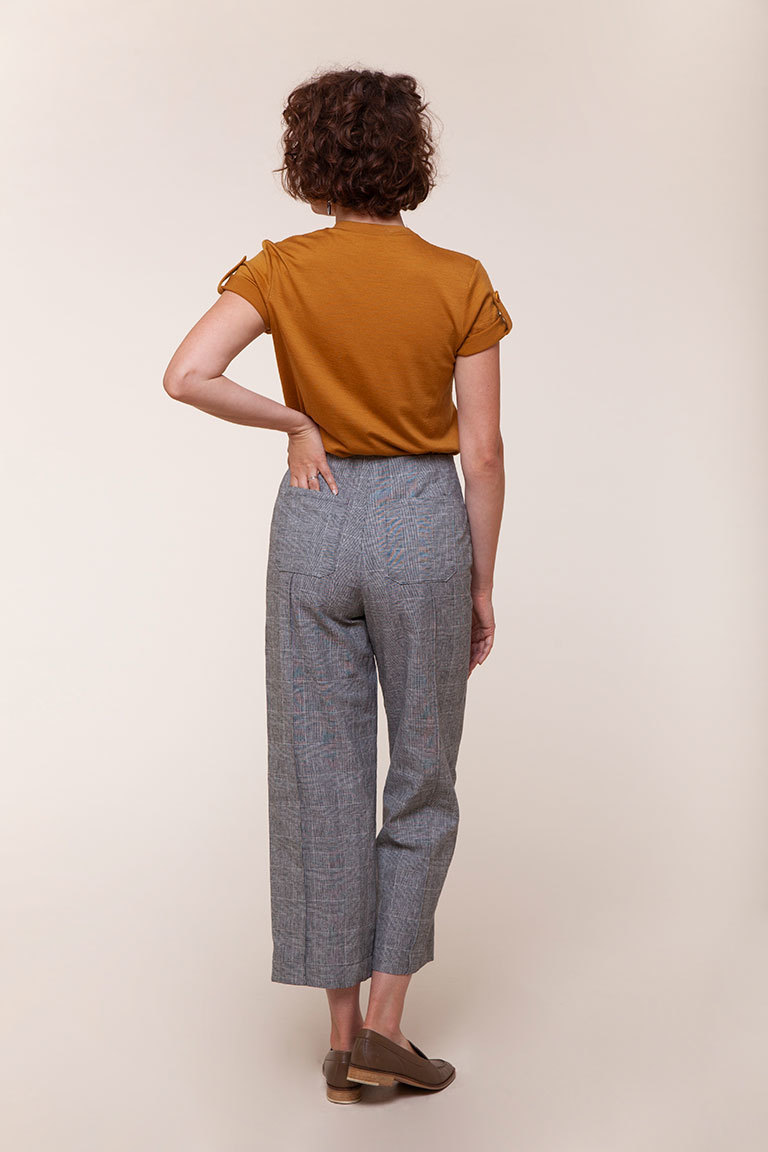 The Callahan Bonus sewing pattern, from Seamwork