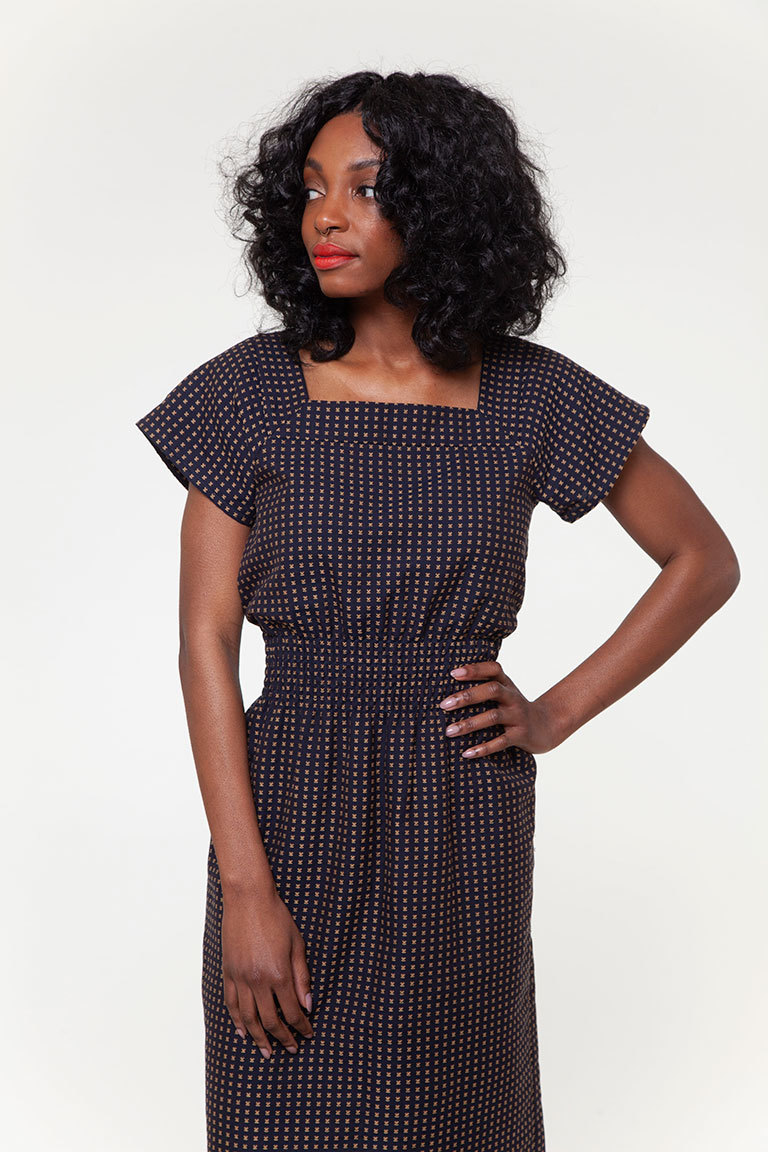 The Carter sewing pattern, from Seamwork