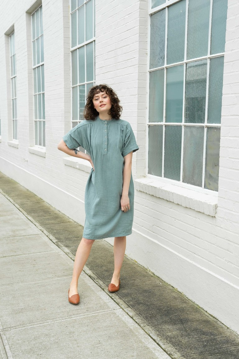 The Jo sewing pattern, from Seamwork